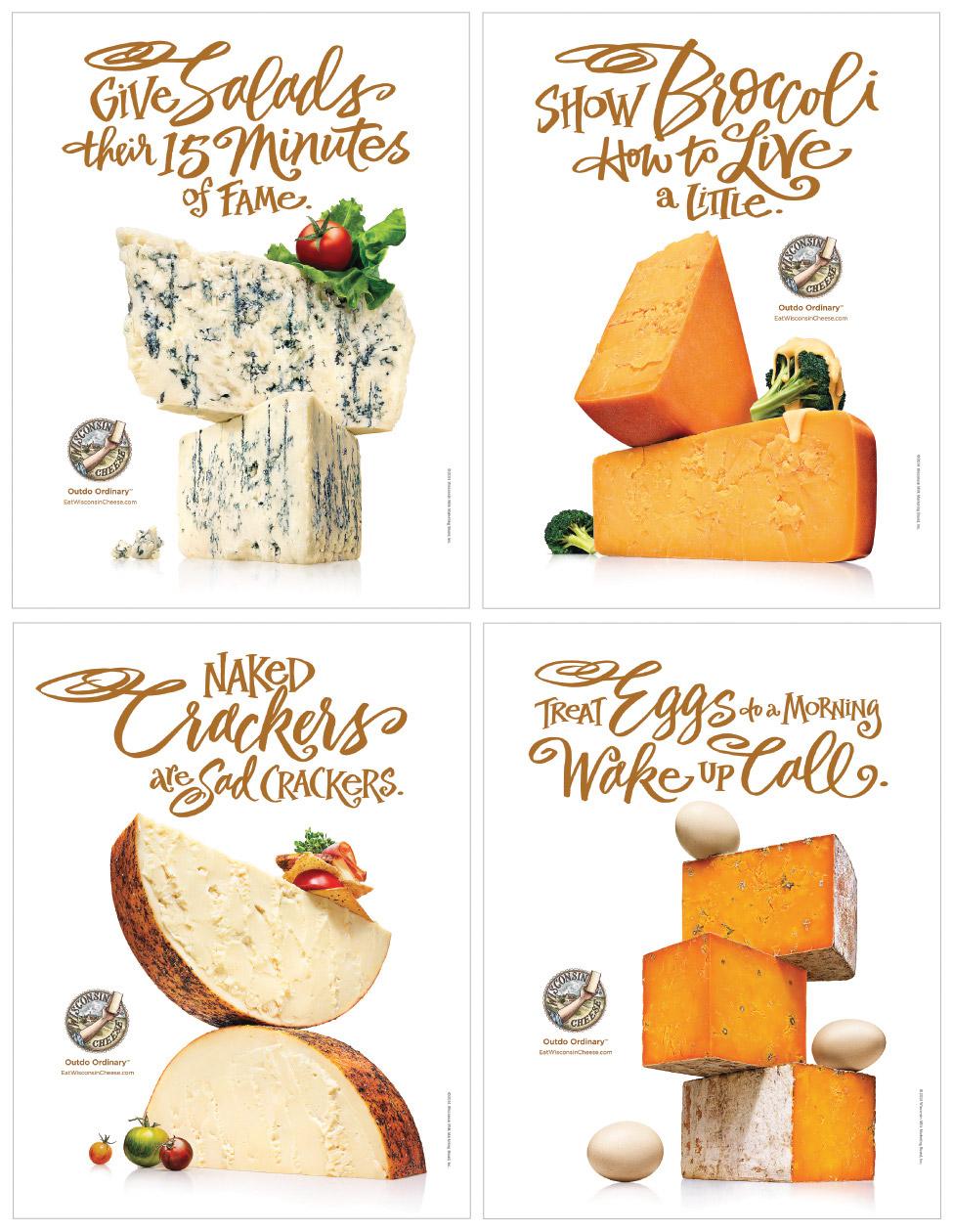 Making Food Fabulous: Hand-Lettered Headlines