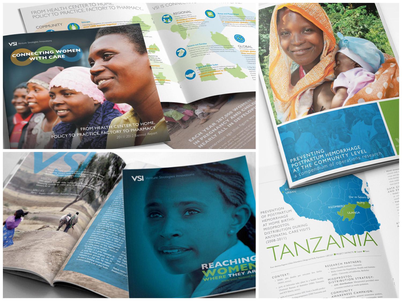 VSI Publication Design, 2009-2013