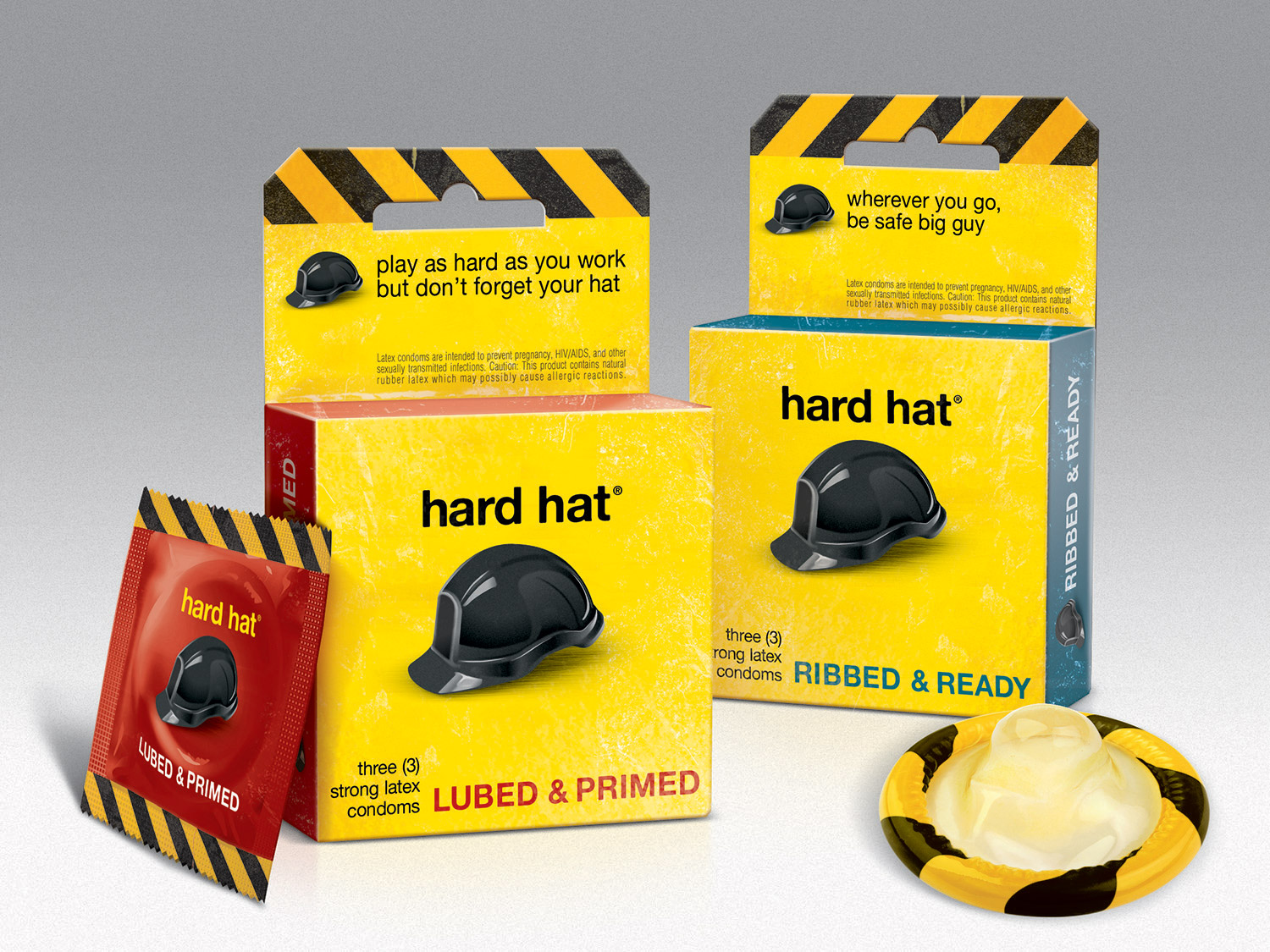 Hard Hat: Packaging Concept